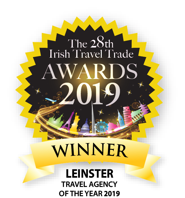 Leinster Travel Agent of the Year